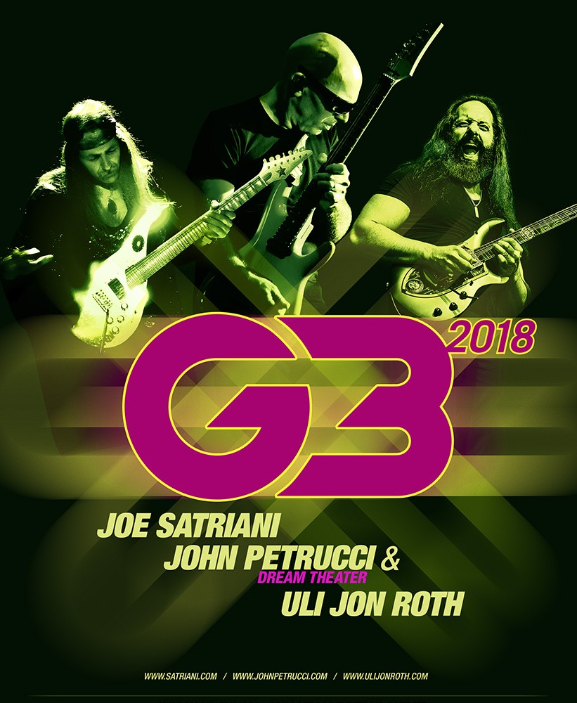 G3 Poster