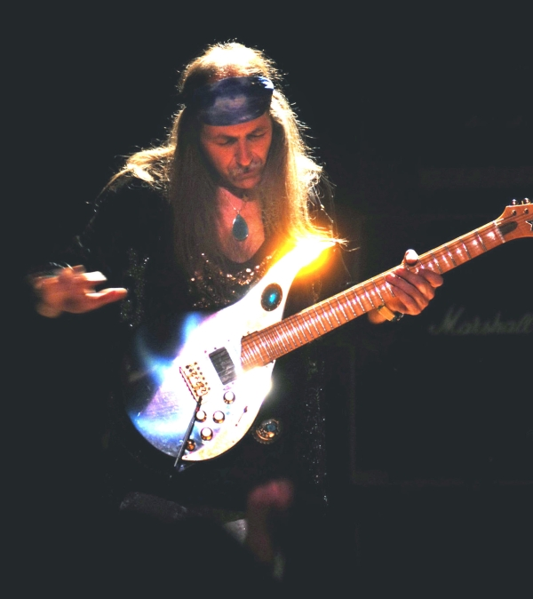 ULI JON ROTH larger by Ed Spinelli